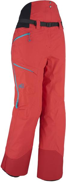 Millet Ld White Neo Cargo 3L Pant Red