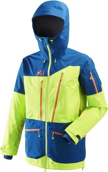 Millet M White Neo Cargo Jacket
