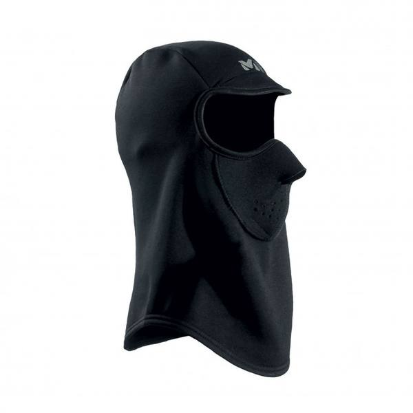 Millet Power Stretch Face Mask Black