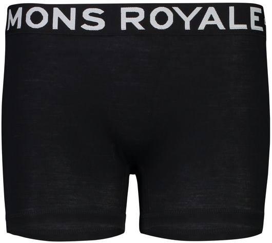 Mons Royale Hannah Hot Pant Black