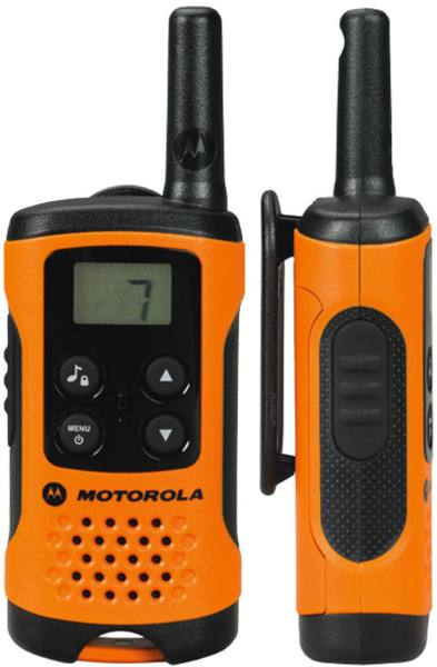 Motorola T41 Pmr Orange