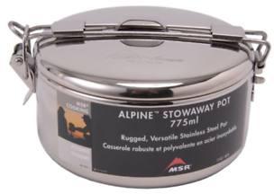 Msr Alpine Stowaway Pot 775 Ml