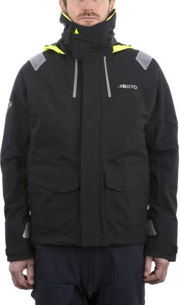 Musto Br2 Coastal Jacket Black