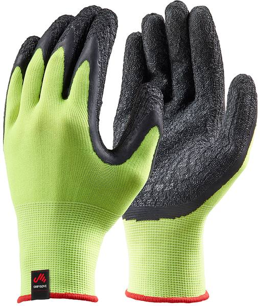 Musto Dipped Grip Glove X3 Light Green
