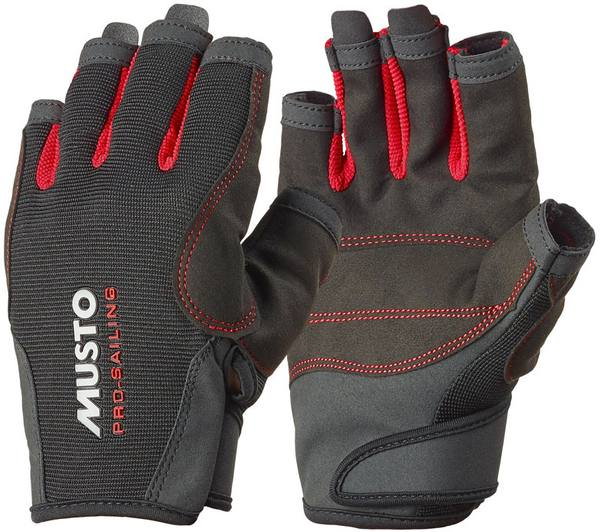 Musto Essential Sailing Gloves Sf 2017 Black