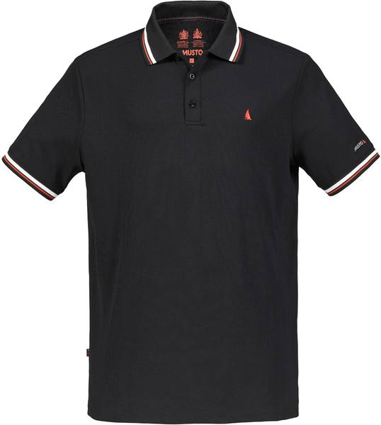 Musto Evolution Pro Lite Shortsleeve Polo Black