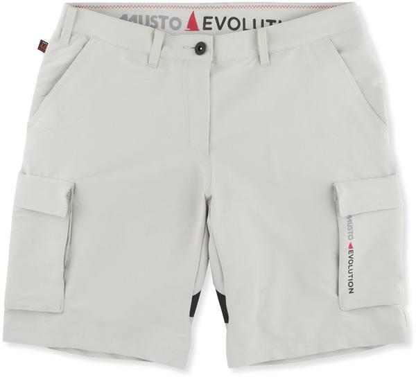 Musto Evolution Pro Lite Uv Short Women'S Platinum