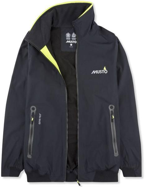 Musto Solent Gtx Snug Jacket Black