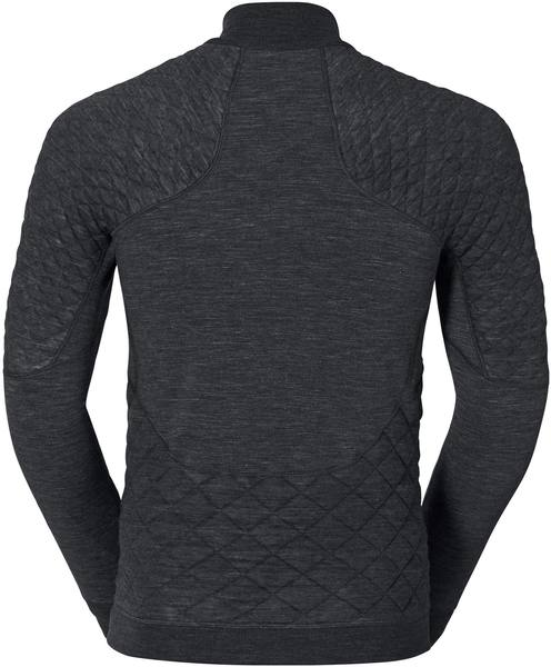 Odlo Revolution X-Warm Zip Men'S Black
