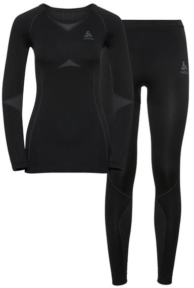 Odlo Women'S Performance Evolution Base Set Black