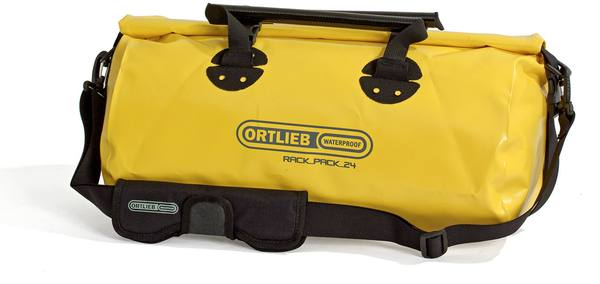 Ortlieb Rack-Pack S Yellow