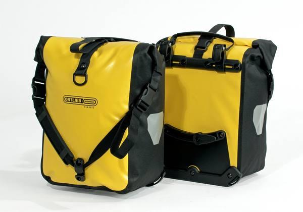Ortlieb Sport Roller Classic Yellow