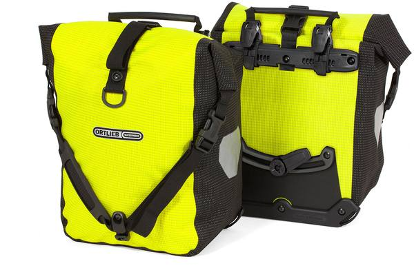 Ortlieb Sport Roller Hi-Visibility Yellow