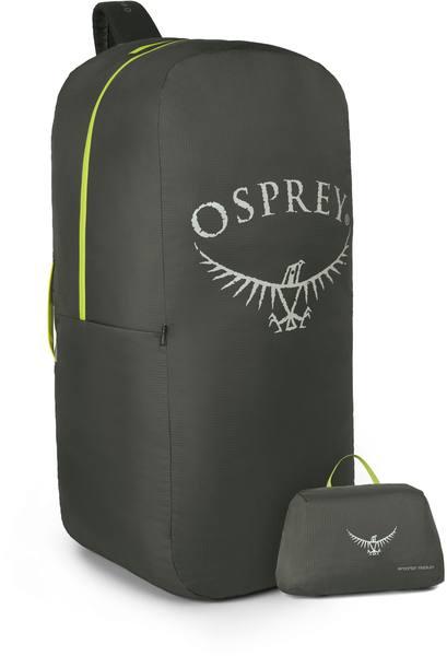 Osprey Airporter M Grey