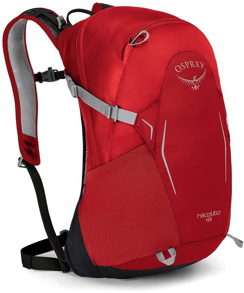 Osprey Hikelite 18 Red