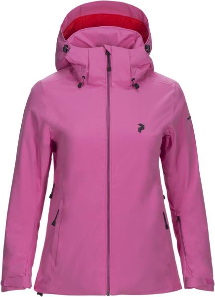 Peak Performance Anima Women'S Jacket Pinkki