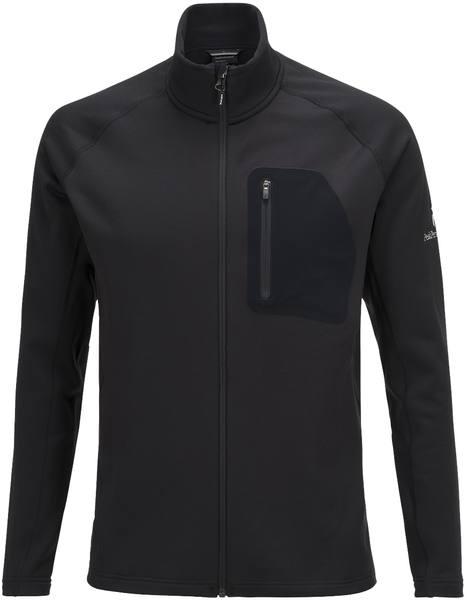 Peak Performance Black Light Mid Zipper Jacket