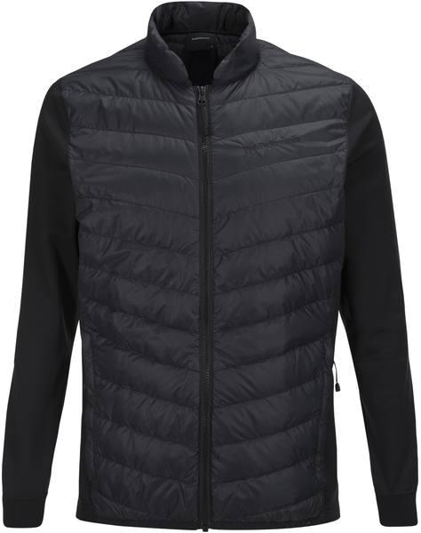 Peak Performance Frost Hybrid Jacket Black