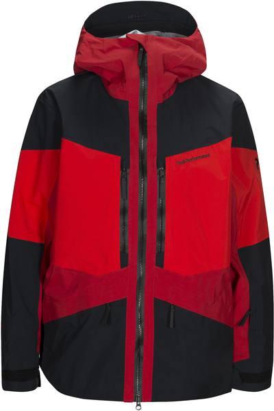 Peak Performance Gravity Jacket Punainen