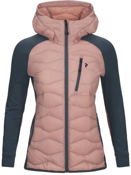 Peak Performance Helium Hybrid Hooded Jacket Women