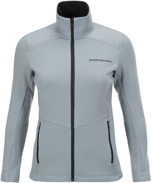 Peak Performance Helo Mid Jacket Women'S Light Blue