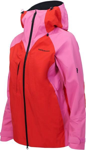 Peak Performance Teton Women'S Jacket Pinkki