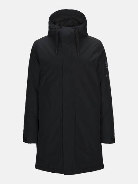Peak Performance Unit Jacket Musta