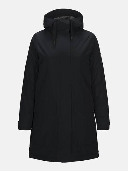 Peak Performance Unit Jacket Women Musta