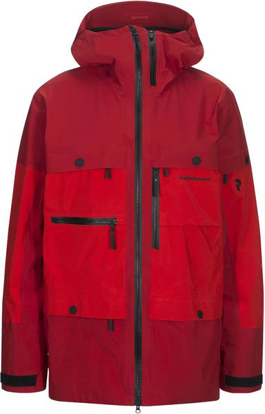 Peak Performance Vertical Jacket Men