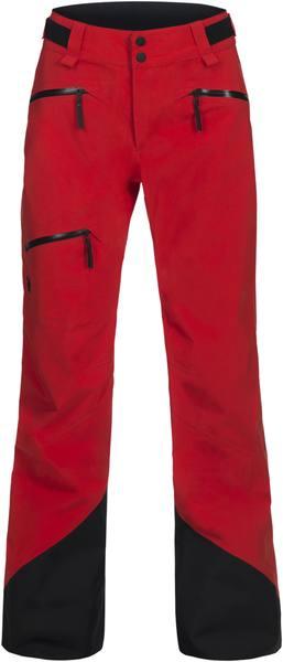 Peak Performance Women'S Gore-Tex Teton Shell Pants Red