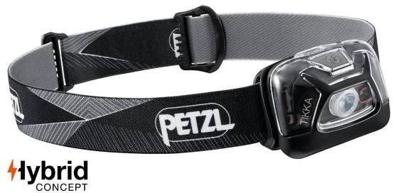 Petzl Tikka 2019 Musta