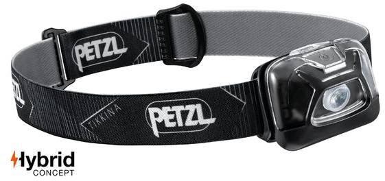 Petzl Tikkina 2019 Musta