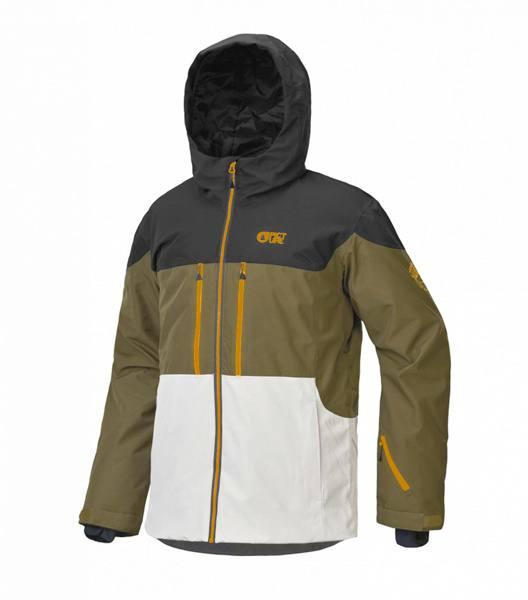 Picture Organic Clothing Object Jacket 2018 Khaki