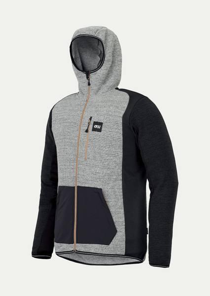 Picture Organic Clothing Okahido Jacket Harmaa