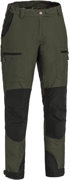 Pinewood Caribou Tc Women'S Pant Short Moss