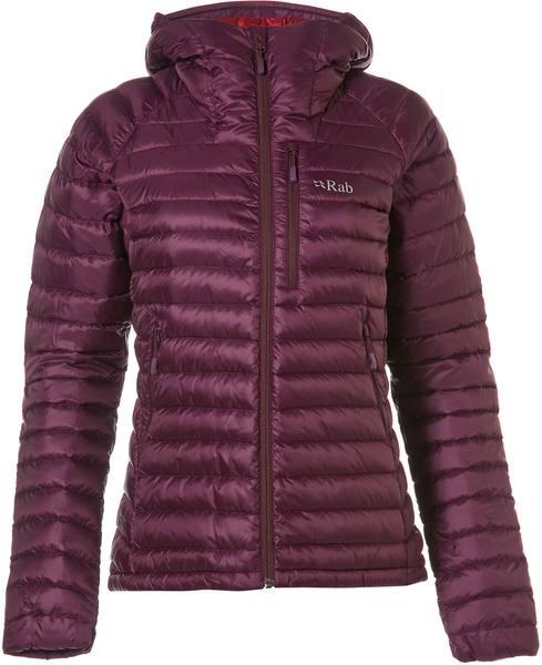 Rab Microlight Alpine Women'S Jacket Purple