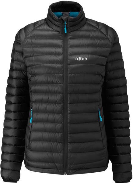 Rab Microlight Jacket Women'S Black