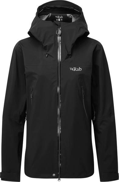 Rab Women'S Kangri Jacket Musta