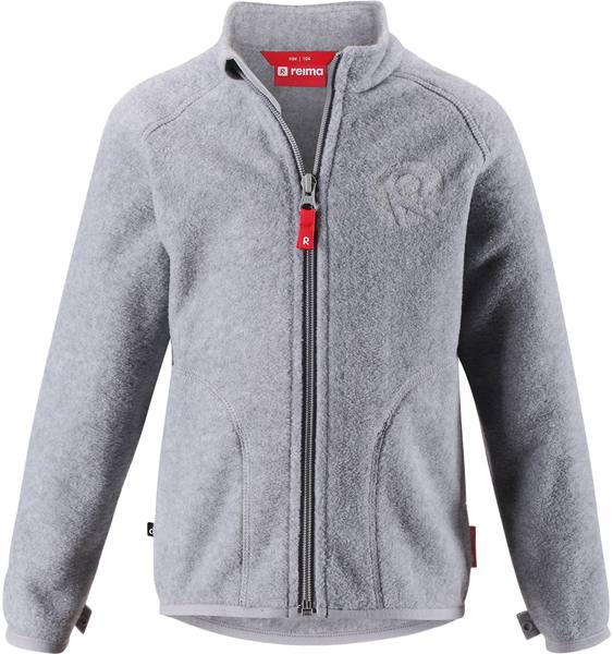 Reima Inrun Fleece Jacket Harmaa