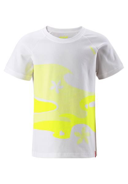 Reima Mandariini Shirt Yellow