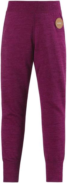 Reima Misam Wool Pants Berry