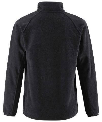 Reima Riddle Fleece Jacket Musta
