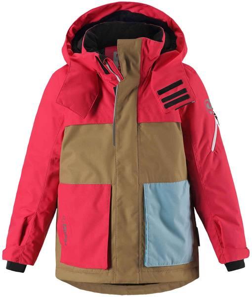 Reima Rondane Jacket Red
