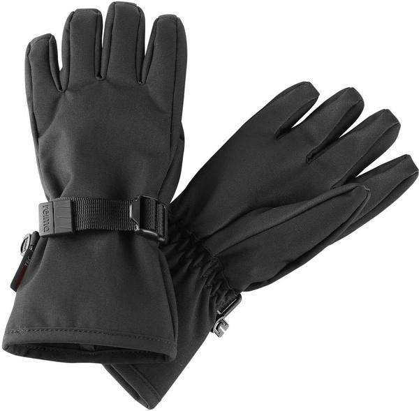 Reima Tartu Gloves Musta