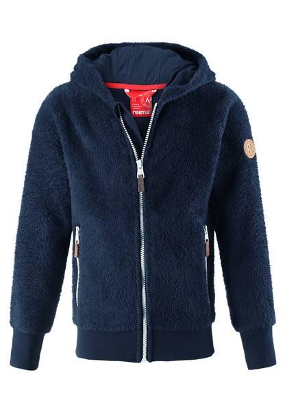 Reima Toivo Fleece Sweater Navy