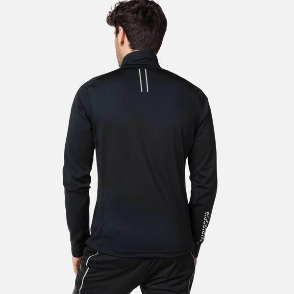 Rossignol Softshell Men'S Jacket Black