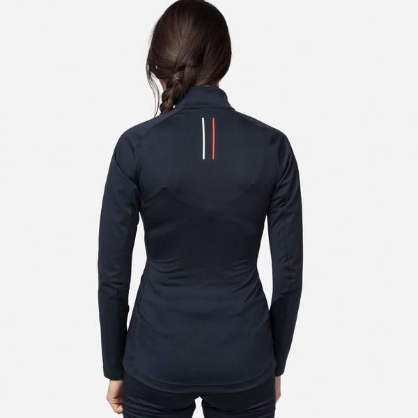 Rossignol Softshell Women'S Jacket Dark Blue