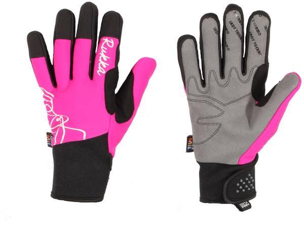 Rukka Snowflake Glove Women'S Pink