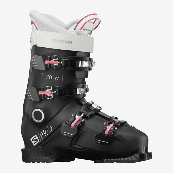 Salomon S/Pro 70 W 19/20 Black / Pink
