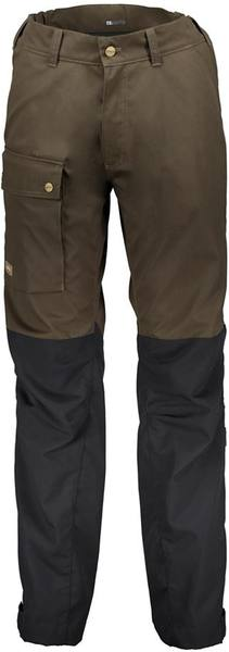 Sasta Jänkä Women'S Trousers Dark Olive